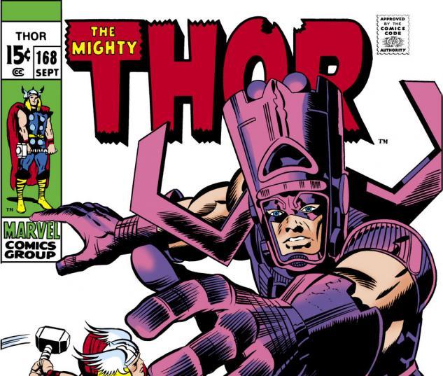 Thor (1966) #168