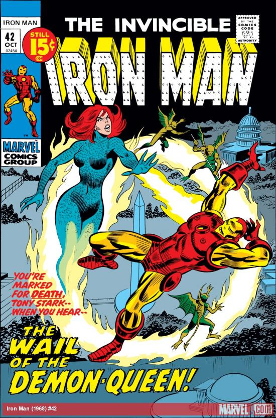 Iron Man (1968) #42