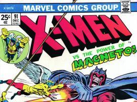 Uncanny X-Men #91