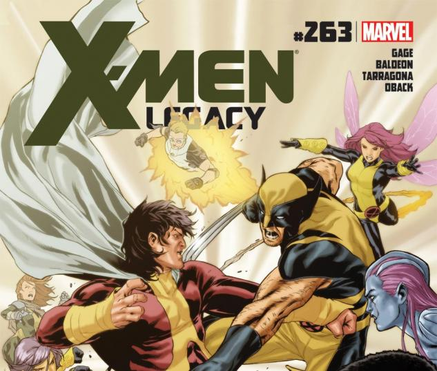 X-Men Legacy (2008) #263