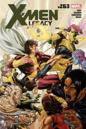 X-Men Legacy #263 