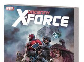 UNCANNY X-FORCE VOL. 5: OTHERWORLD TPB