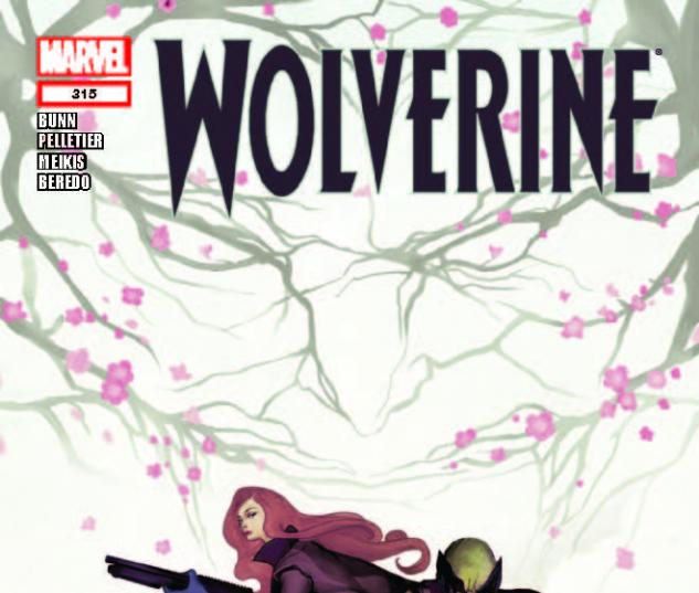WOLVERINE 315 (WITH DIGITAL CODE)