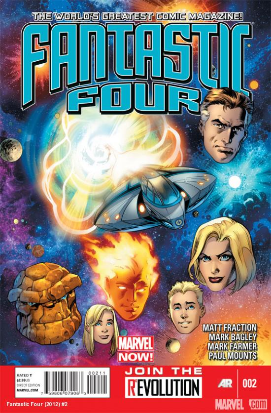 FANTASTIC FOUR #2