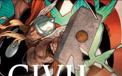 Cover: Civil War (2006) #4