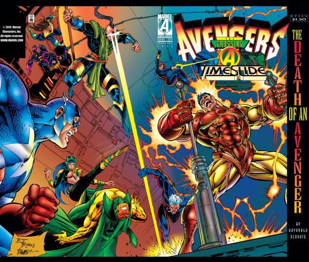 Avengers (1963) #395 Cover