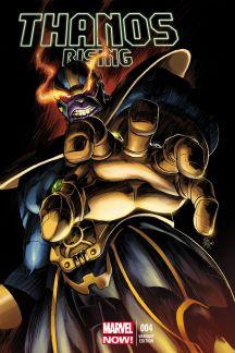 Thanos Rising #4  (Deodato Variant)