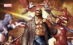 Civil War: Fantastic Four (2010) HC