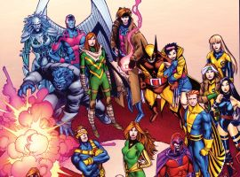 The X-Men by Adam Kubert