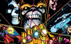 Unlimited Highlights: Thanos by Jim Starlin