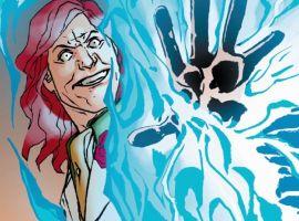 Marvel AR: Avengers Arena #7 Art Evolution