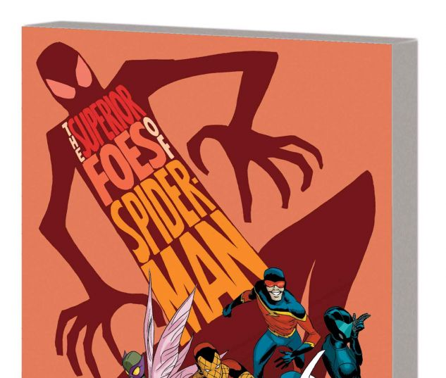 THE SUPERIOR FOES OF SPIDER-MAN VOL. 1: GETTING THE BAND BACK TOGETHER TPB