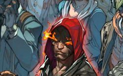 Marvel AR: Inhuman #1 Cover Recap