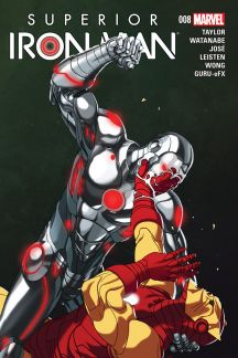 Superior Iron Man #8