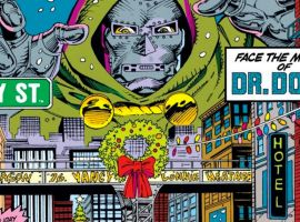 Marvel Holiday Grab Bag 2015: Fantastic Four