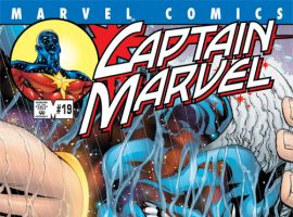 Captain Marvel (2000) #19