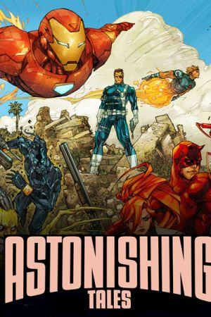 Astonishing Tales (2009) thumbnail