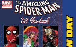 SPIDER-MAN: BRAND NEW DAY YEARBOOK #1