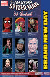 SPIDER-MAN: BRAND NEW DAY YEARBOOK #1