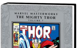 MARVEL MASTERWORKS: THE MIGHTY THOR VOL. 7 #0