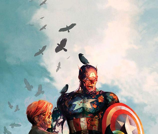 MARVEL ZOMBIES/ARMY OF DARKNESS #2 COVER