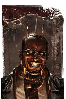Blade (2006) #5 (Bloody Variant)