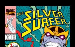 Silver Surfer (1987) #34