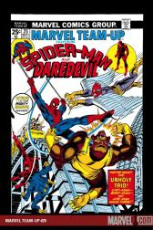 Marvel Team-Up #25