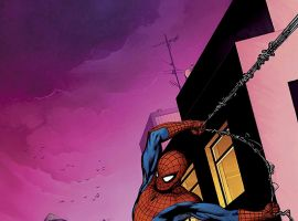 AMAZING SPIDER-MAN (2006) #517 COVER