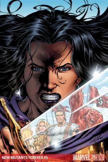 New Mutants Forever #5