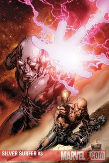 Silver Surfer (2011) #3