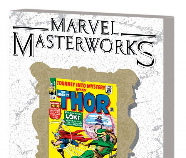 Marvel Masterworks: The Mighty Thor Vol. 2 Variant (DM Only) (2011) 
