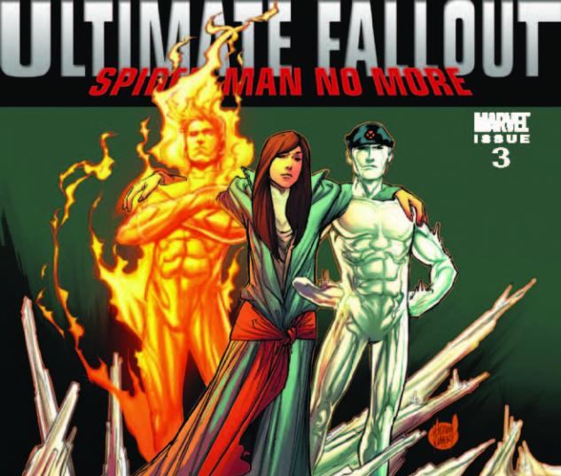 ULTIMATE COMICS FALLOUT 3