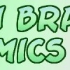 Green Brain store logo