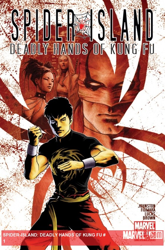 Spider Island: Deadly Hands of Kung Fu (2011) #1