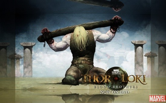 Thor & Loki: Blood Brothers Wallpaper #5
