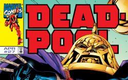 Deadpool (1997) #27