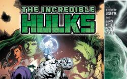 Incredible Hulks (2009) #617