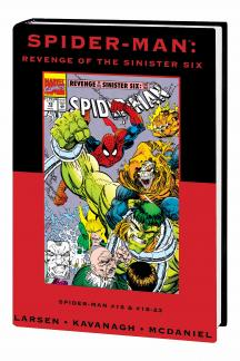 Spider-Man: Revenge of the Sinister Six Premiere HC Variant (Hardcover)