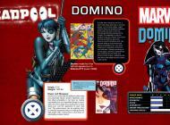 Deadpool Game: Meet Domino | X-Men Games | News | Marvel.com