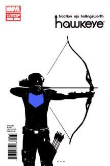 Hawkeye #2  (Aja 4th Printing Variant)
