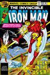 Iron Man (1968) #119 Cover