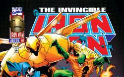 Iron Man (1968) #330 Cover
