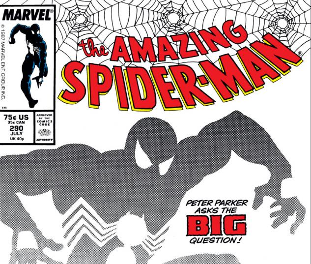 Amazing Spider-Man (1963) #290 Cover