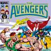 Avengers (1963) #262 Cover