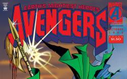 Avengers (1963) #391 Cover