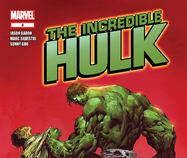 Incredible Hulk (2011) #3