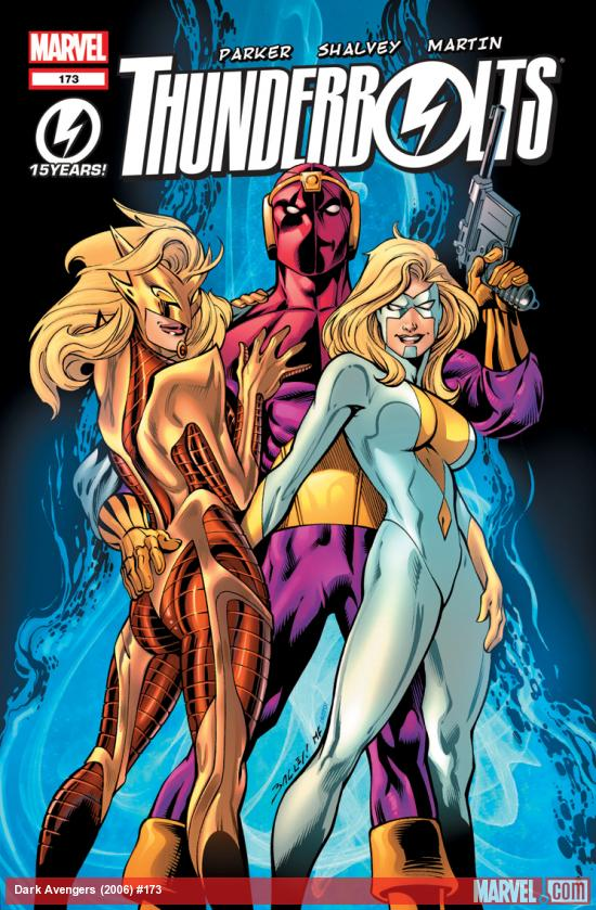 Thunderbolts #173
