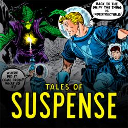 Tales of Suspense (1959 - 1968)