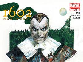 Marvel 1602: New World (2005) #4